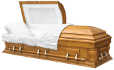 Graveside Funeral with Cemetery Property Included